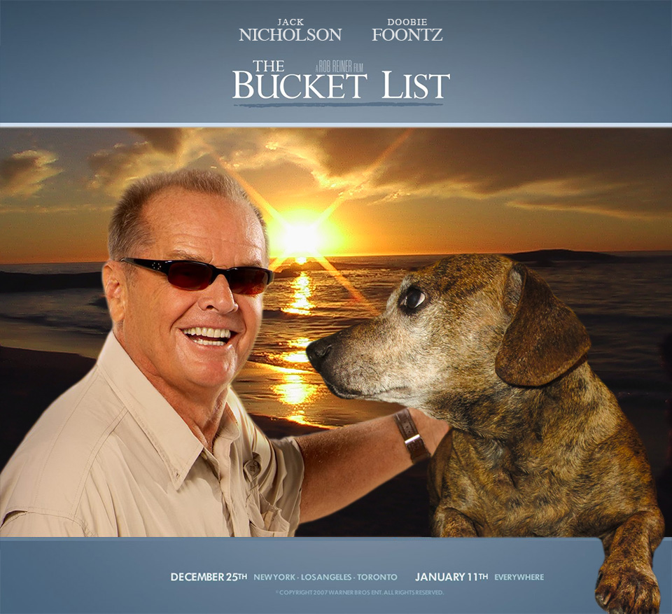 Doobie's Bucket List